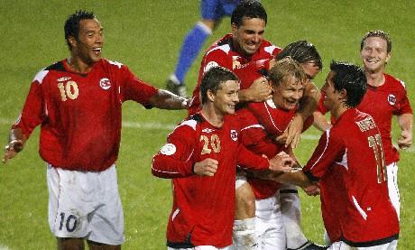 NorwayFootballTeam