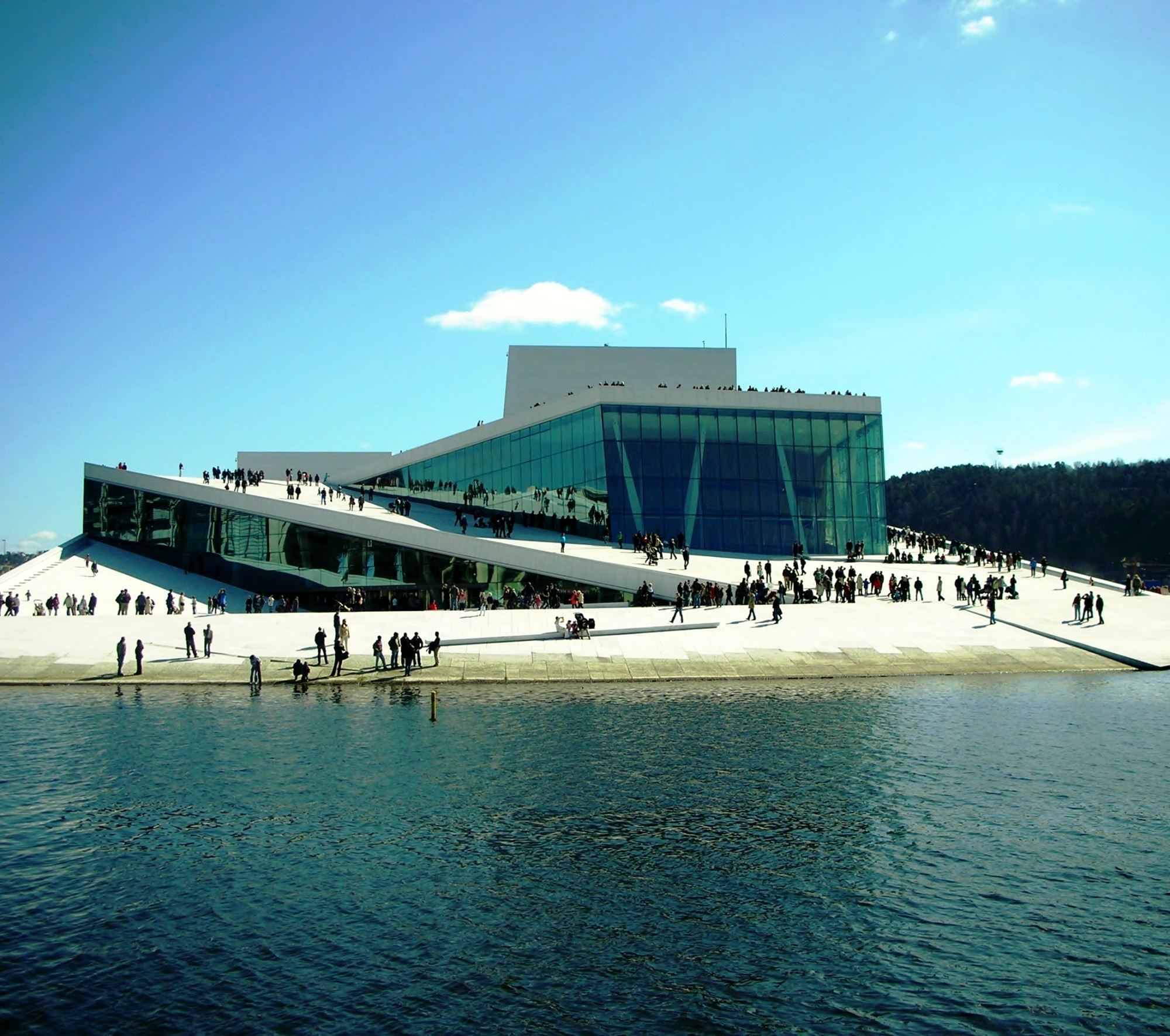 Oslo New Opera House