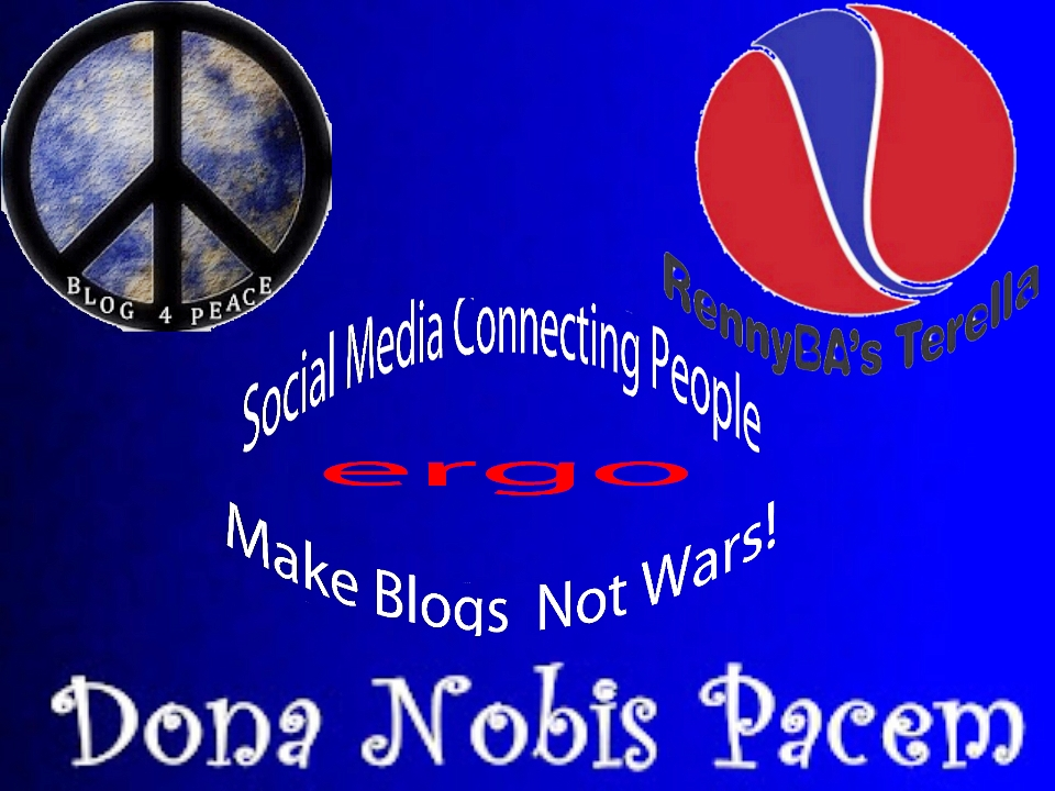 Dona Nobis Pacem - Make Blogs not Wars